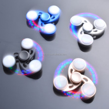 hot sale finger toy Alloy relief decompression puzzle toys hand spinning top