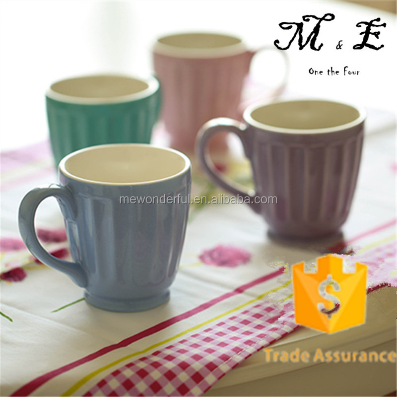 Factory supply top quality manufactures ceramic mug China wholesale
