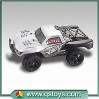 Huanqi new design 1:16 2.4G battery power rally rc truck off road car toys