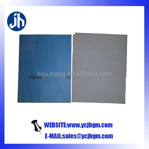 Supplier Deerfos abrasive sandpaper