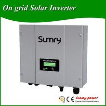Grid tie solar Inverter/on grid inverter/solar inverter 1KW to 5KW, 5 Years Warranty