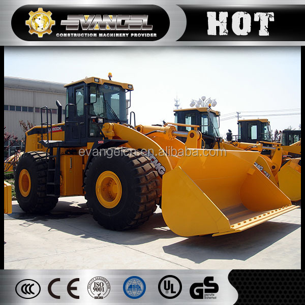 XCMG chinese wheel loader LW800K 8 ton wheel loader (4.5m3, 8ton payload)
