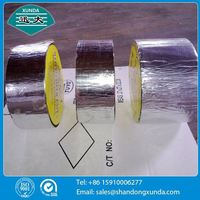 uv resistance self-adhesive flashing tape OEM Design