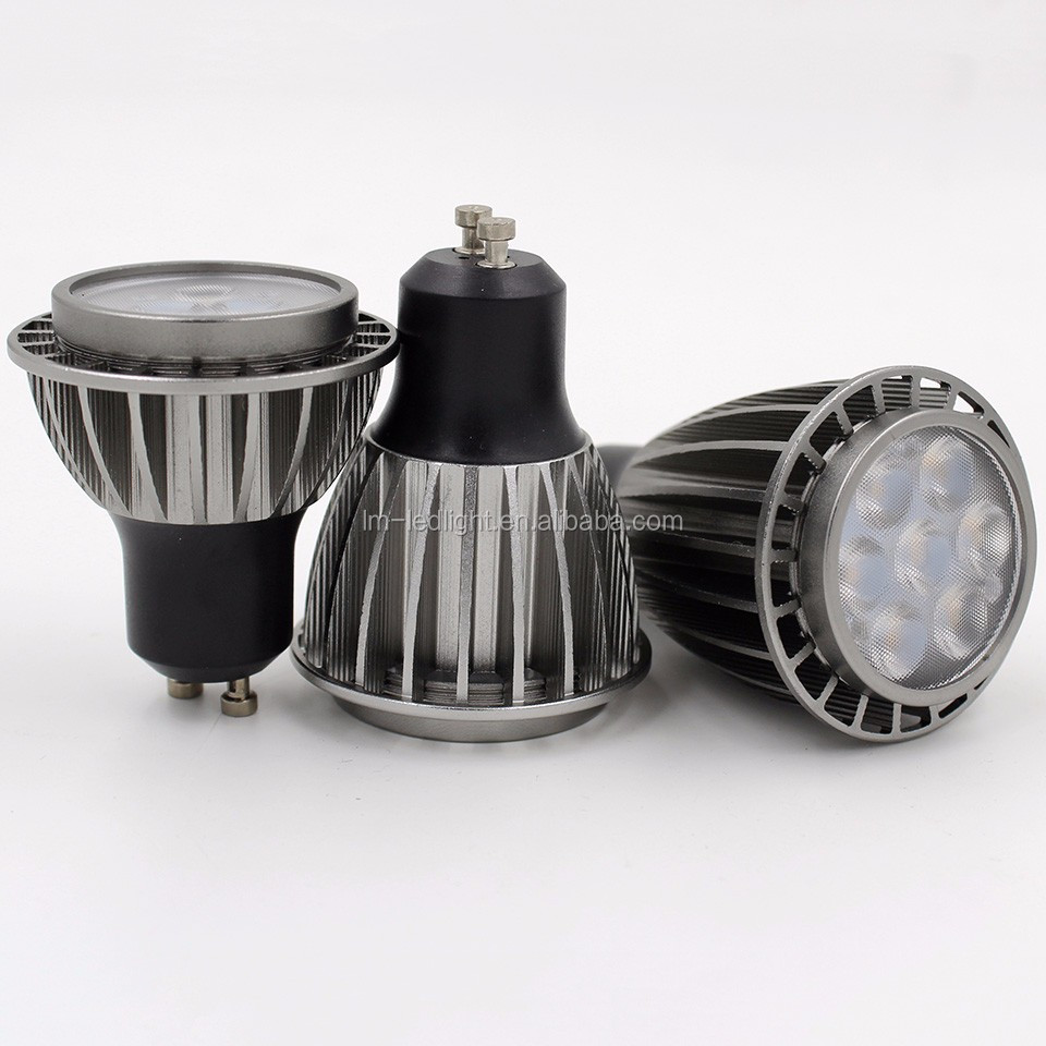 3W 5W 7W Ra 80 Spot LED 3030 Spotlight Gu10 3030 SMD Spotlight bulb E27 Gu5.3 Downlight LED Spot Light SMD Bulb