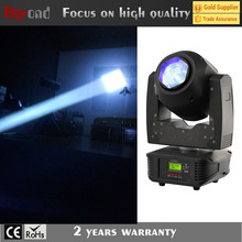 4 in 1 rgbw 60W led mini rotating zoom moving head stage light mixer