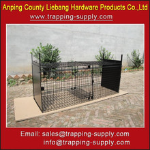 Collapsible Large Live Animal Trap Cage Fox Trap Cage ( Dog, Cat, Coyote)