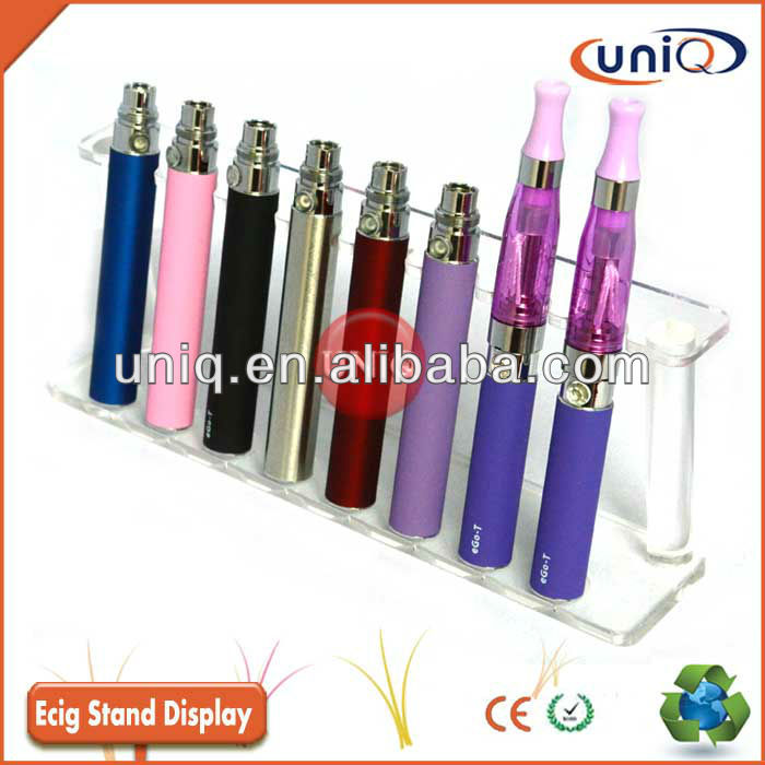 latest technology products clear ecig display stands