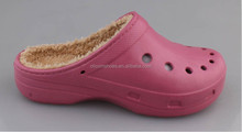 Removable Cotton lining clog shoes,Classical Eva Winter Clogs in All Sizes