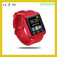 new MTK6572 low cost watch mobile phone