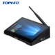 X12 All in one mini PC Intel Z8350 4gb 64gb portable monitor tablet touch screen desktop computer with 10000mAh Battery