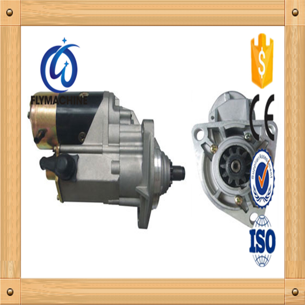 Excavator Parts PC120-5 Starter Motor, Engine Parts PC120-5 Starting Motor
