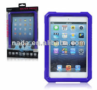 Hot selling waterproof case For ipad mini 7 color