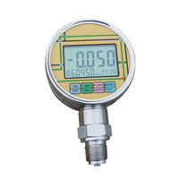 Hot Sale China Manufacture stainless steel pressure gauge for any size PD206