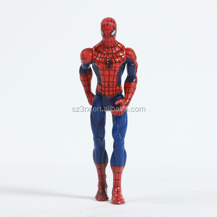 Children toy OEM factory make custom action figure/customized pop movie character superhero action figurines for sell