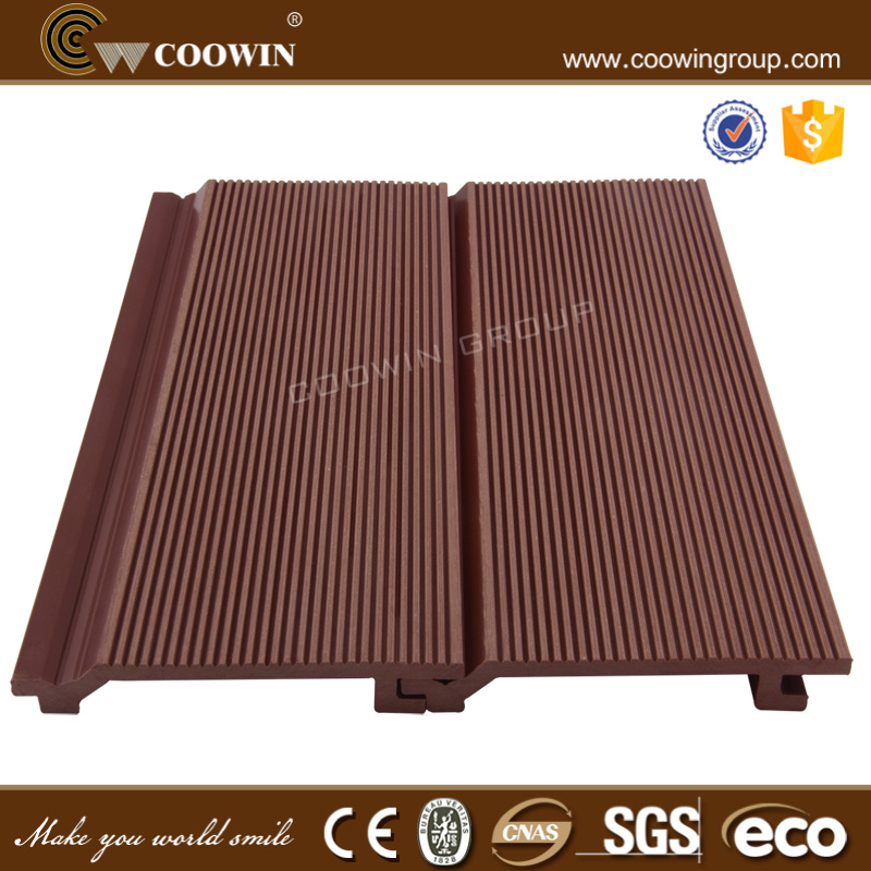 Alibaba top quality imitating-wood wpc wall panel exterior wall tile