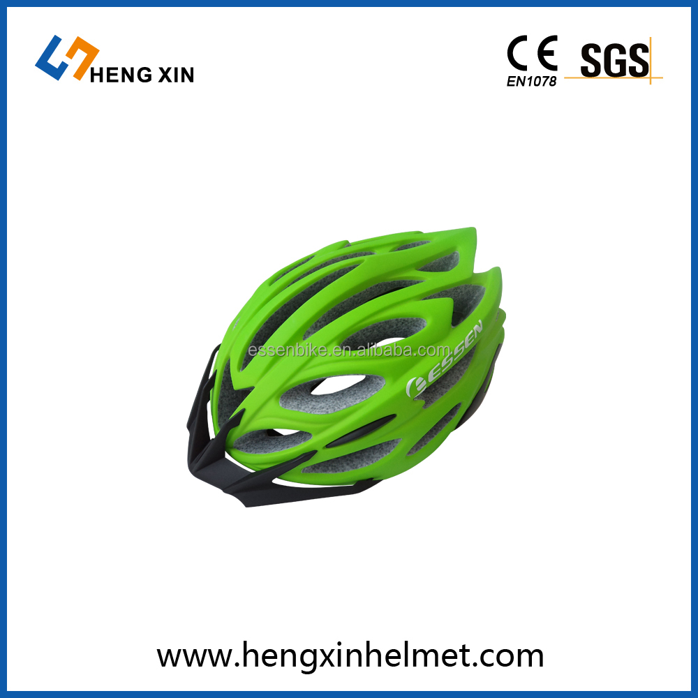 Safety road cycling helmet popular and fashion bicycle helmet from zhuhai factory