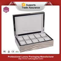China profeesional wood watch box manufacturer
