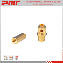 Copper alloy high precision commumication CNC turning parts