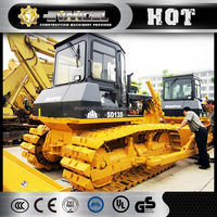 Shantui brand Bulldozer SD13S used bulldozer tracks