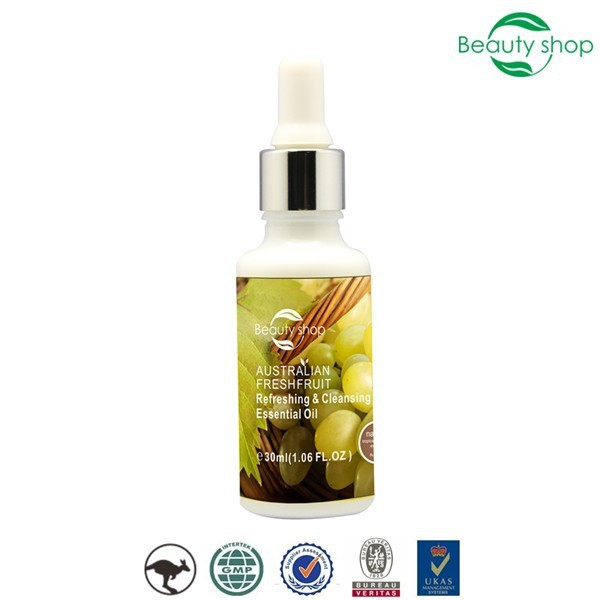 Refreshing & cleansing Essential oil for oil skin and acne skin