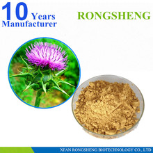 Competitive Price Milk Thistle Silymarin Powder