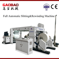 KFQ Frame Style Full Automatic High Speed Slitting and Rewinding Machine