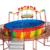 Best Price Amusement Park Rides Disco Tagada for Sale