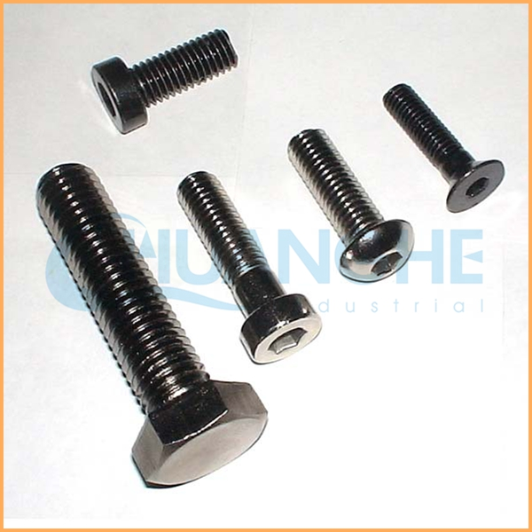 Good quality din7991 hex flat head machine screws