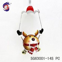 Custom made wholesale holiday time outdoor christmas decorations