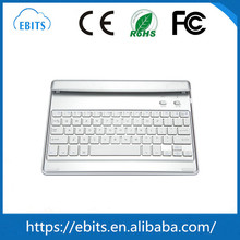 Hot sell Rotating bluetooth tablet keyboard for iPad air, for ipad keyboard case