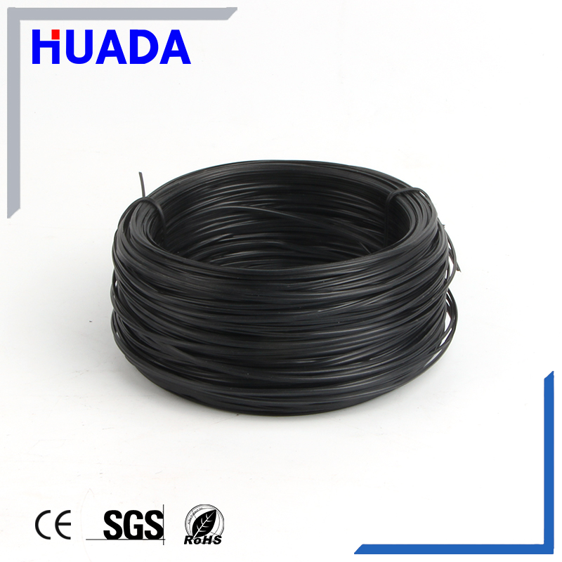 Huada good price PVC Plastic package Twist ties