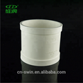 ISO certificated wholesale PVC Coupling/PVC Socket with competitive price