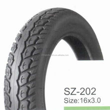 China Motorcycle Tire Tubeless Motorcycle Tyre 100/90-17 80/100-17