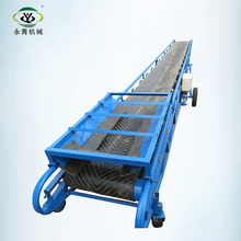 fertilizer coal rubber belt conveyor systems