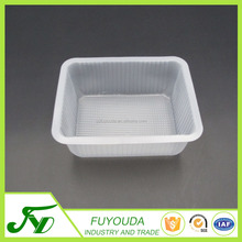 Professional customized clear plastic food disposable container
