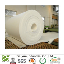 Vertical Wadding 100% Polyester Filling Material For Sofa