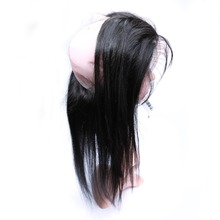 JP Grade 8A 360 Closures Natural Color And Regular Lace Front Closures