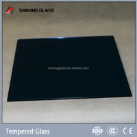 Safety tempered glass flat pack decking