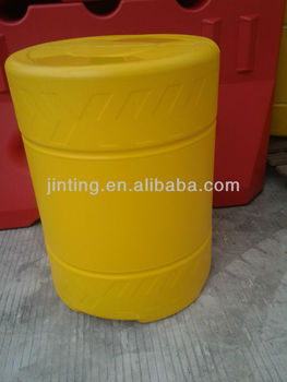 plastic water barrier,road water barrier,traffic barrier
