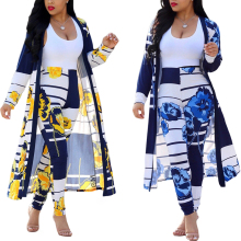 80507-MX30 Hot Sale bohemian clothes ladies african women big size jumpsuit with outwear