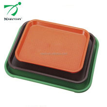 Canteen/restaurant plastic food tray injection mold processing manufacturer