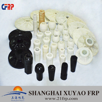 Anti-corrosion FRP Trays and Nuts for Bolts