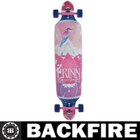 Dispatch within 24 hours Backfire Best selling skateboard longboard complete Professional Leading Manufacturer skateboard long b