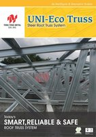 Uni-Eco Steel Roof Truss System