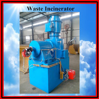 Household waste incinerator/garbage incinerator price 008615037127860