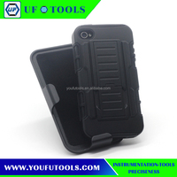 Hot Selling New Military Heavy Duty Tough Rugged Heavy Duty Plastic Case For iPhone 4 4s