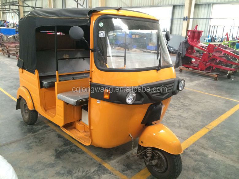 Electric Tricycle For Passenger/3500W bajaj three wheeler price/ 2016 newest electric three wheelers auto rickshaw