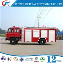 Fire truck 4tons 5tons 6tons 7tons 8tons Fire fighting truck for sale