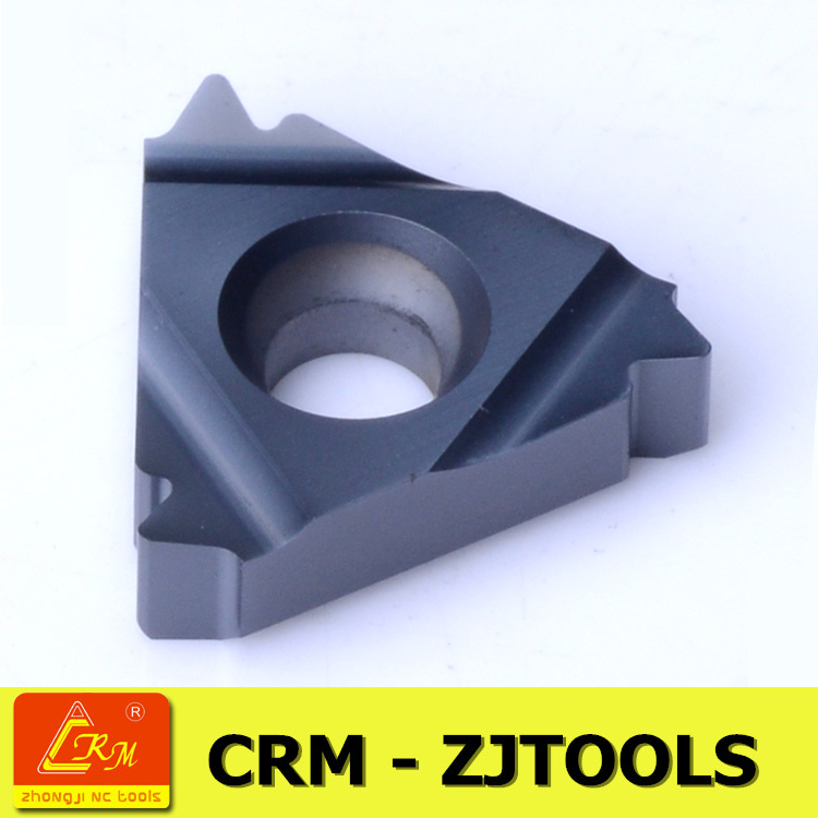 crm zjtools petroleum pipe gas pipe 8APIRD 10API RD tungsten carbide thread turning insert