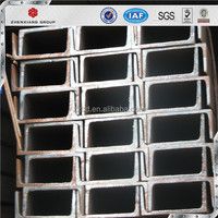 Cold Rolled Perforated C Strut Galvanized Steel Channel Sizes